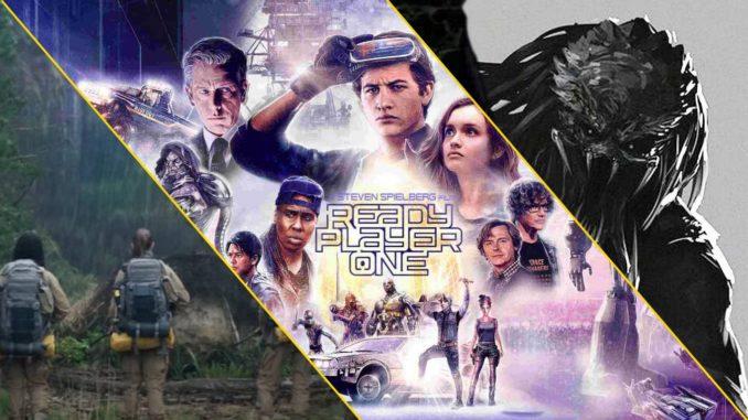 films de science fiction 2018