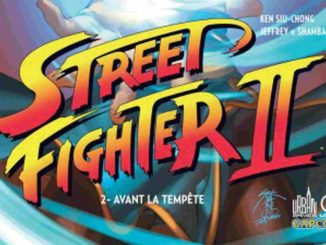 Comics Street Fighter II Tome 2