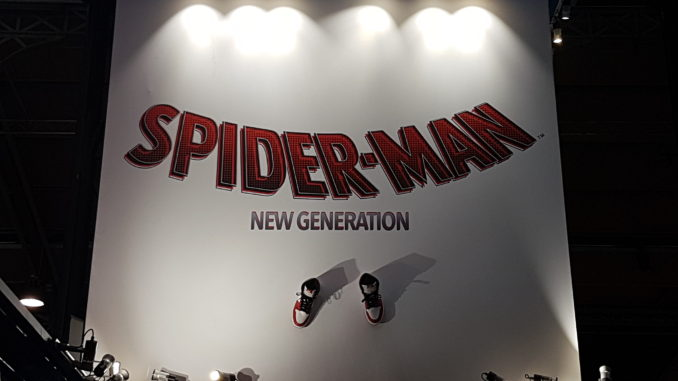 Animation Spiderman New Generation