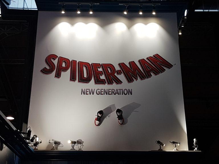 Animation Spiderman New Generation