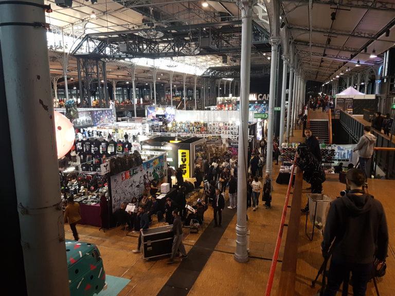 Comic Con Paris édition 2018