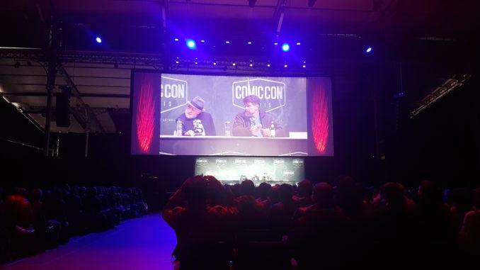 Conférence Comic Con Paris 2018 Frank Miller