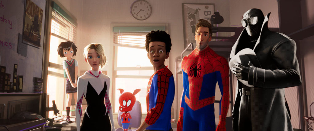 Spider Man New Generation