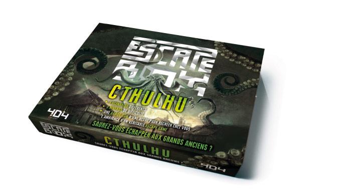 escape box chtulhu