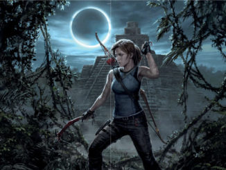 artbook Shadow of the tomb raider