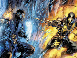comics mortal kombat x
