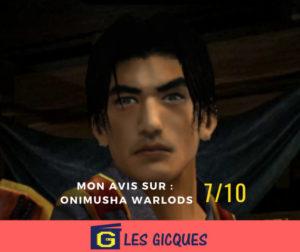 test onimusha warlords