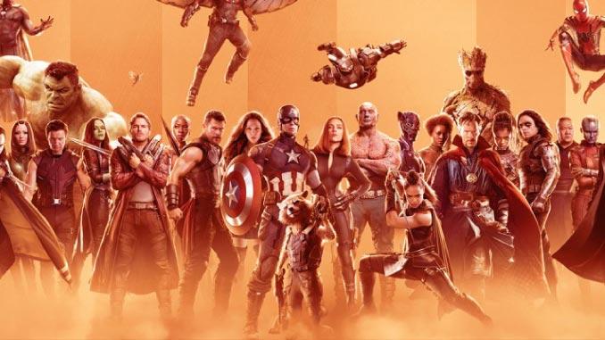 prochains films Marvel