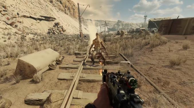 Test de Metro Exodus