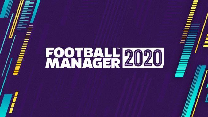 test de football manager 2020