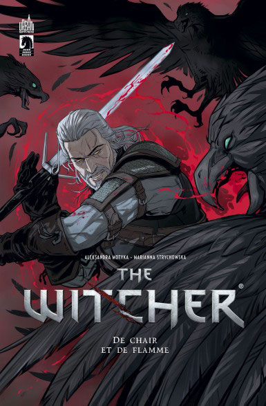 The Witcher de chair et de flamme