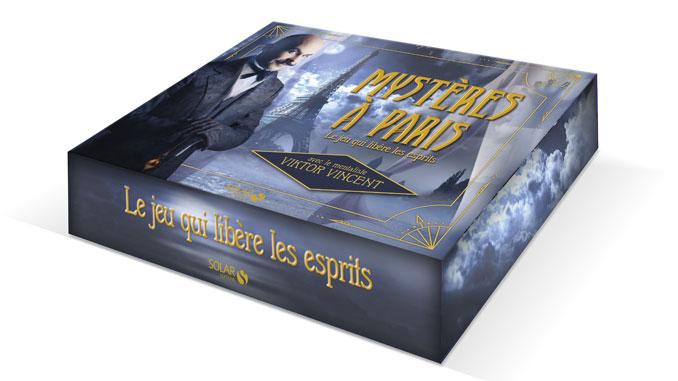 mystères à paris