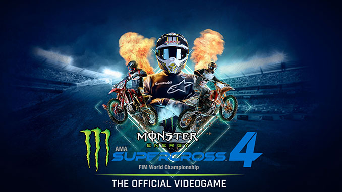 Monster Energy Supercross 4