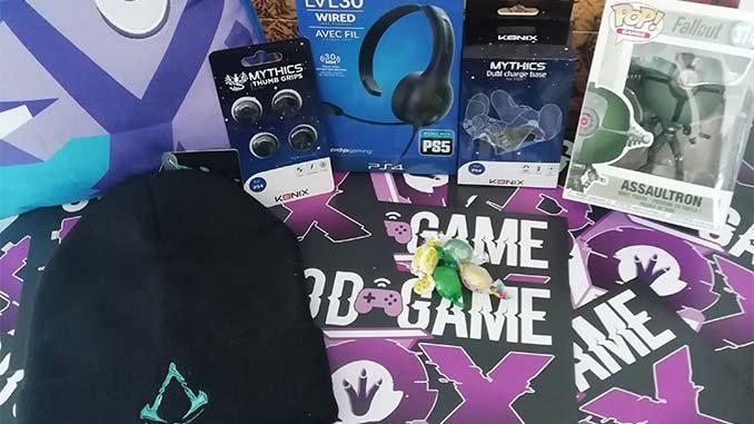 good game box ps4