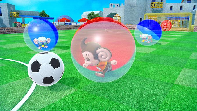 mini jeu football